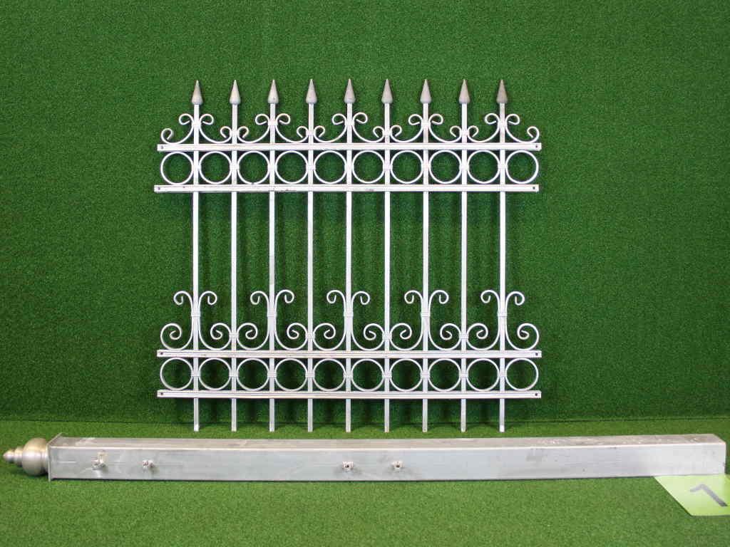 Zierzaun Angebot 16 | Zaunmanufaktur24 - Lagerverkauf von ...